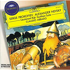 "Prokofiev: Scythian Suite, Op.20 - ""Ala And Lolly"" - 3. Night"