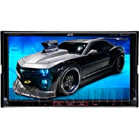 JVC Mobile DVD Receiver with Monitor
