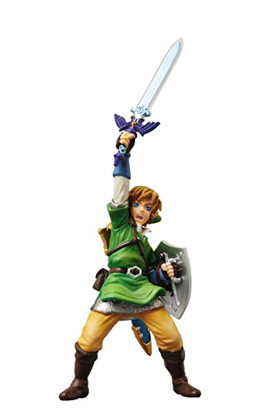 Figurine 'The Legend of Zelda : Skyward Sword' - Série 1 - Link - 10 cm