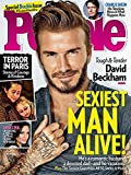 People Magazine- Six Month Subscription (26 Issues)