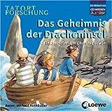 CD WISSEN Junior - TATORT FORSCHUNG - Das Geheimnis der Dracheninsel - Ein Ratekrimi um Charles Darwin, 2 CDs - Michael Rothballer