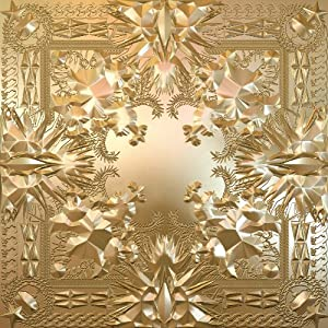 Watch the Throne by Jay-Z and Kanye West on Audio CD