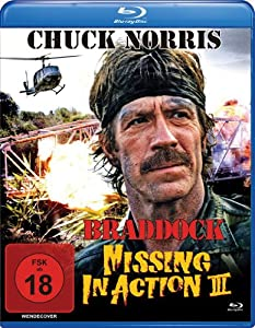 Braddock - Missing in Action III [Blu-ray]