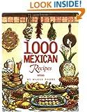 1,000 Mexican Recipes (1,000 Recipes)