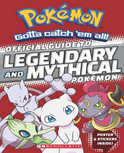 Official-Guide-to-Legendary-and-Mythical-Pokmon-Pokmon