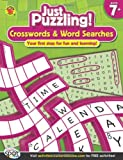 Crosswords & Word Searches, Grades 2 - 5 (Just Puzzling!)