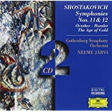 Shostakovich: Symphonies Nos 11 & 12/Hamlet/Golden Age