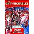 Arsenal Fc: End Of Season Review 2003/2004 [DVD]