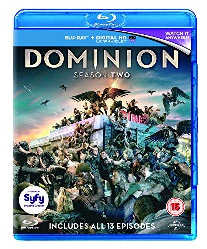 Dominion - Season 2 [Blu-ray]