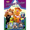 Muppets Movies Collection Box Set (Muppets Take Manhattan / Muppets From Space / Kermit Swamp Years)