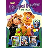 Muppet Movies DVD 3-Pack - (Kermit's Swamp Years / The Muppets Take Manhattan / Muppets From Space) ~ Dave Goelz