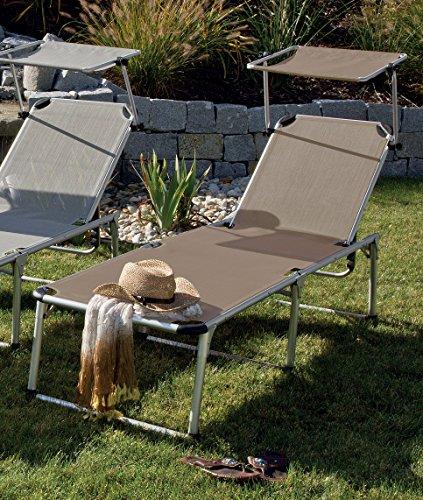 Gartenliege extra hoch interior design und m bel ideen - Gartenliege design ...