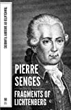 img - for Fragments of Lichtenberg (French Literature Series) book / textbook / text book