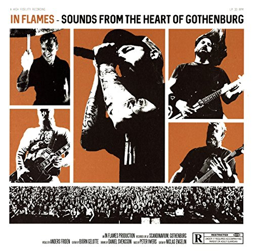 Sounds from the Heart of Gothenburg (3 Lp Black)