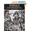 Animals: 1,419 Copyright-Free Illustrations of Mammals, Birds, Fish, Insects, etc (Dover Pictorial Archive)