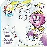 Can You Speak Gink? (Wubbulous Chunky Shape Books) (0679887482) by Yee, Josie