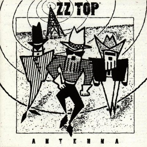 ZZ Top-Antenna-CD-FLAC-1994-FRAY Download