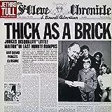 Jethro Tull - Thick As A Brick - Chrysalis - 54 3210031