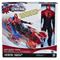 Spider-man - A8491eu40 - Figurine 30 Cm + Voiture