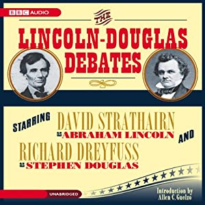 The Lincoln-Douglas Debates Audiobook