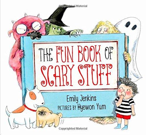 The Fun Book of Scary Stuff (Super Scary Stuff)
