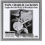 Papa Charlie Jackson Vol. 1 (1924 - 1926)