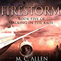 Firestorm Audiobook by M.C. Allen Narrated by Vikas Adam