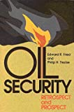 img - for Oil Security: Retrospect and Prospect book / textbook / text book