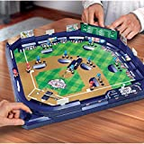 Sharper Image Perfect Pitch 17in. x 17in. x 2in. Durable Pretend Play Tabletop Baseball Game Playset for Boys and Girls