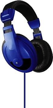 Vibe VS-750-DJ BLU Wired Headphones