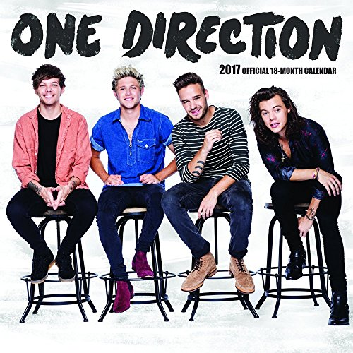 One Direction 2017 Calendar