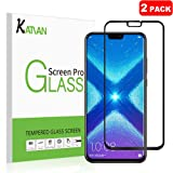 Y7 Prime 2018 LGYD 25 PCS AG Matte Frosted Full Cover Tempered Glass for Huawei Nova 2 Lite