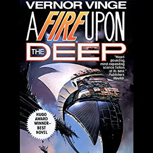 A Fire Upon the Deep | [Vernor Vinge]
