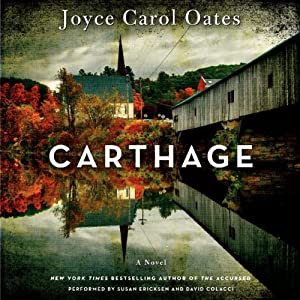 Carthage: A Novel | [Joyce Carol Oates]