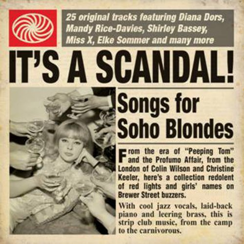 Original album cover of It's a Scandal by Various Artists