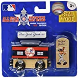 MLB New York Yankees Wood Train - Caboose