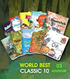 img - for 10 Classic Children's e-Books: 3Adventure Edition: World Best Classic book / textbook / text book