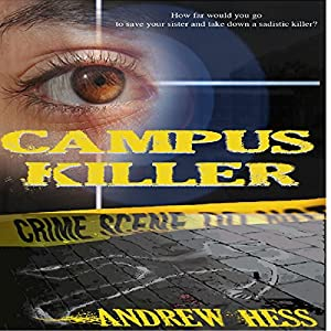 The Campus Killer (Detective Ali Ryan Series Book 1) Audiobook