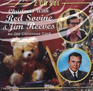 - Christmas with Red Sovine / Jim Reeves: An Old Christmas Card - Amazon.com Music