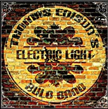 Thomas Edison's Electric Light Bulb Band - The Red Day Album