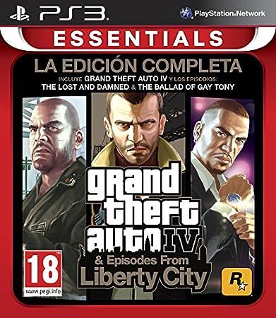Grand Theft Auto IV - Collector's Edition Essentials