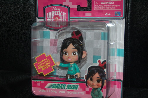 Amazon.com: Wreck-It Ralph Sugar Rush Doll - Vanellope: Toys & Games