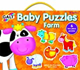Galt New Baby Puzzles - Farm