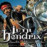Jimi Hendrix - Sticker South Saturn Delta