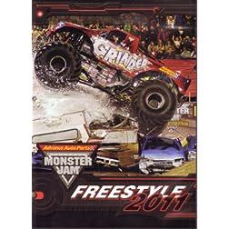 Monster Jam Freestyle 2011