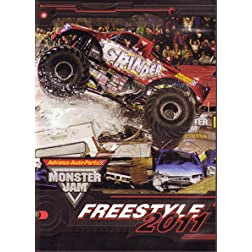 Monster Jam Freestyle 2011