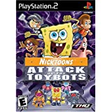 Nicktoons: Attack of the Toybots - PlayStation 2
