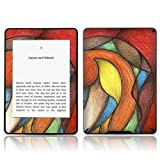 TaylorHe Vinyl Skin Decal for Amazon Kindle Paperwhite Ultra-slim protection for Kindle MADE IN BRITAIN FREE UK DELIVERY Design of Colourful Abstract Patterns
