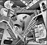 The World of M. C. Escher (0451799593) by Escher, M. C.