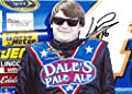 'AUTOGRAPHED 2014 Landon Cassill #40 Dale''s Pale Ale Racing (Sprint Cup Series) SIGNED 5X7 NASCAR Glossy Photo with COA '